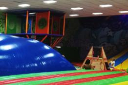 Zielona Góra Atrakcja Sala | plac zabaw Hop Siup